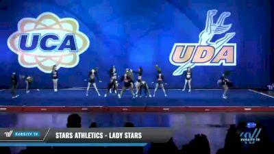 Stars Athletics - Lady Stars [2020 L2 Senior - Non Building Day 1] 2020 UCA Smoky Mountain Championship