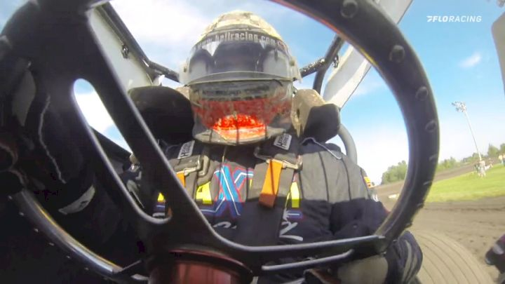 Ride With Robert Ballou On-Board At Gas City