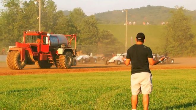 5 Of The Strangest Moments From Indiana Sprint Week
