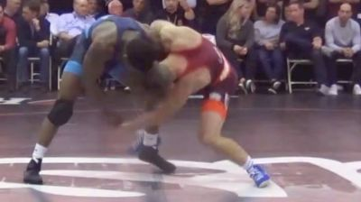 Behind The Dirt, Kulchytskyy Grabs A 2on1, A Single, And Lets It Rip