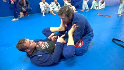 Private Lesson With Lucas Valente: Lasso Guard Secrets