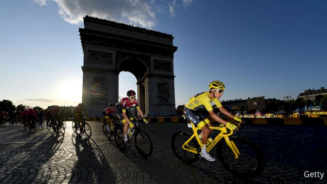 2019 Tour de France Finish Line Quotes