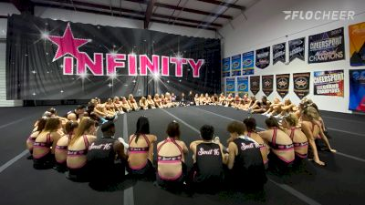 Road To Worlds Vlog: Infinity Allstars Gym Visit
