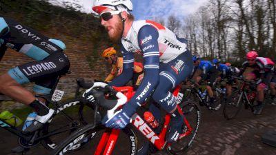 Odd Season: Simmons' Covid-Delayed Paris-Roubaix Debut