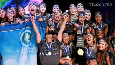 Winning Reactions From The Cheerleading Worlds 2019