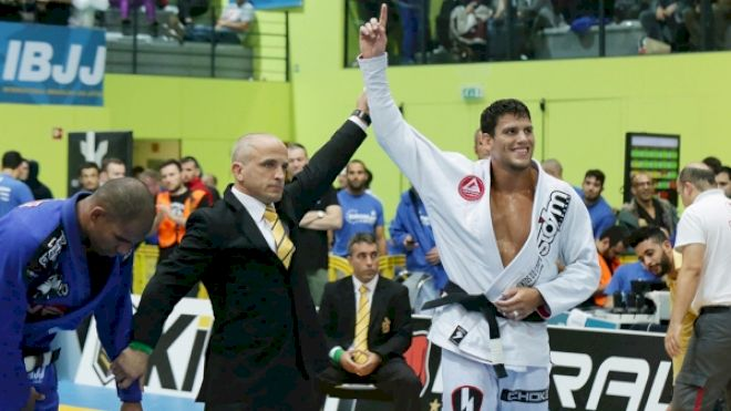 Match Of The Century: Preguica And Romulo On The Erberth Match