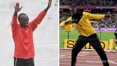 Who Is Cooler, Bolt Or Kipchoge? | The FloTrack Podcast (Ep. 31)