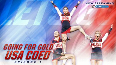 Going For Gold: USA Coed | Season 4 (Episode 1)