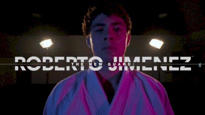 THE NEW GUARD: Roberto Jimenez