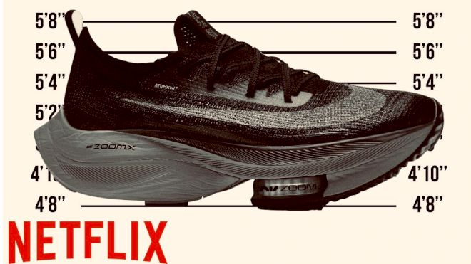 True Crime Doc On Nike Racing Shoes Coming To Netflix