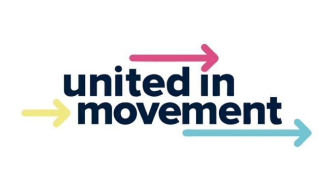 Join the United In Movement Fitness Challenge For A Cause