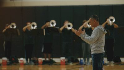 Boston Crusaders Brass: Long Tone Exercise and Chorale