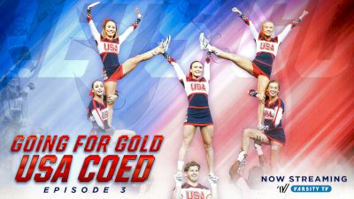 Going For Gold: USA Coed | Season 4 (Episode 3)