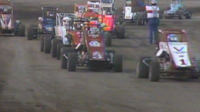 24/7 Replay: USAC Western States Midgets at Ascot Park 4/14/90