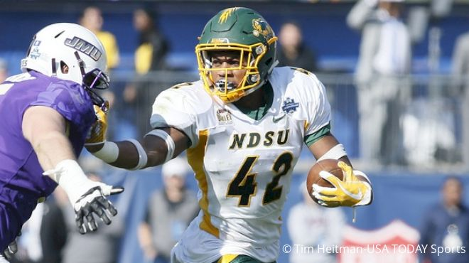 All-American Jabril Cox Opts To Leave North Dakota State For LSU