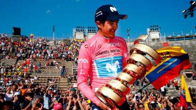 How Carapaz Became The Giro's First Ecuadorian Winner