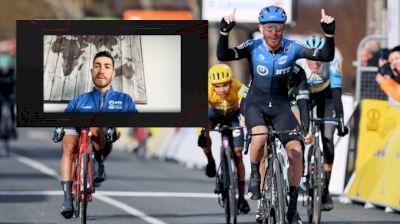 Pro Breakdown: How Underdog Nizzolo Beats Sagan And Ackermann In Brutal Paris-Nice Stage