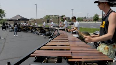 First Look At Bluecoats 2019 Front Ensemble