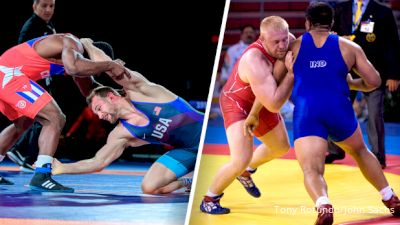 More Unstoppable - David Taylor Ankle Pick Or Steve Mocco Foot Sweep?