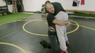 Book 2, Leg Attacks, Doubles, Back Arch And Pivot Finish To A Double