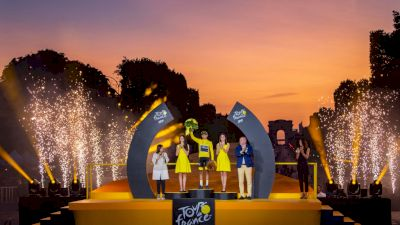 Every Podium In The History Of The Tour de France