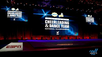 A Look Back At The 2020 UCA & UDA College Cheerleading And Dance Team National Championship
