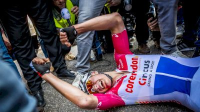 Mathieu Van Der Poel's Unbelievable Comeback To Win The 2019 Amstel Gold Race