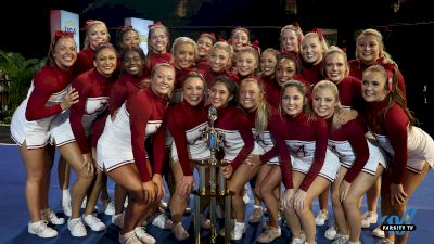 Watch The Winning Cheer Routines From The 2020 UCA College Nationals!