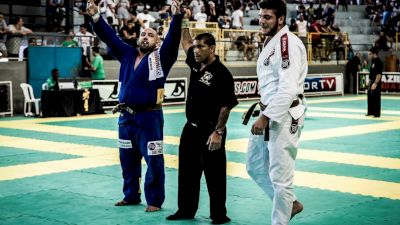 Story Time With Big O: Double Gold At Brasileiro