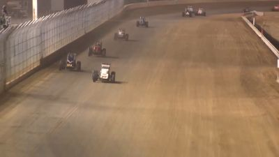 Flashback: Ted Horn 100 at DuQuoin 9/3/16