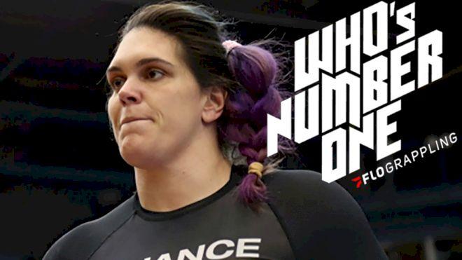 Gabi Garcia On Setting ADCC Records And Facing Ronda Rousey