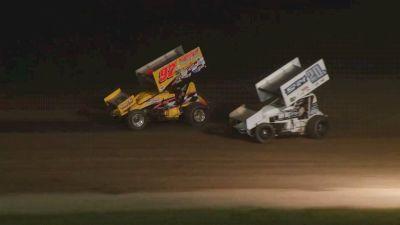 Flashback: All Stars at I-96 Speedway 7/3/16