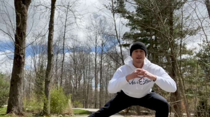 Myers S&C: The 10-Minute Lunge Workout