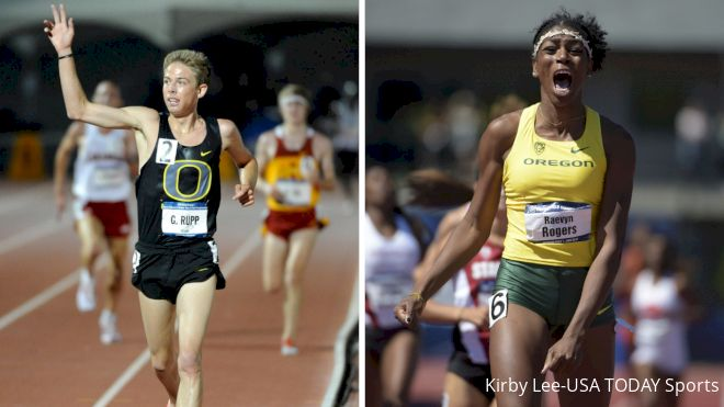 Top 10 Oregon Track & Field Athletes Of All-Time