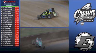 Full Replay - 2019 4-Crown Nationals at Eldora Speedway