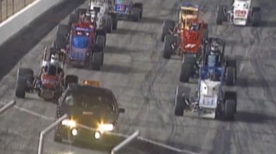 24/7 Replay: USAC Silver Crown Series at IRP 5/18/96
