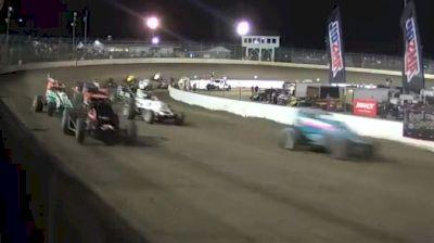 24/7 Replay: USAC Sprints at I-55 Raceway 9/1/18