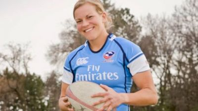 "Eagles S&C Coach Sylvia Braaten: ""Rugby Changed The Trajectory Of My Life"""