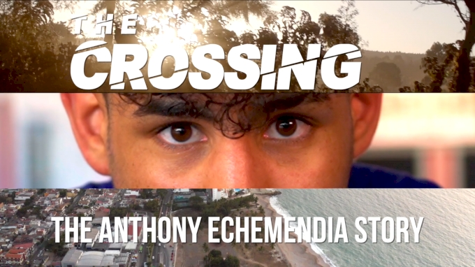picture of The Crossing: The Anthony Echemendia Story