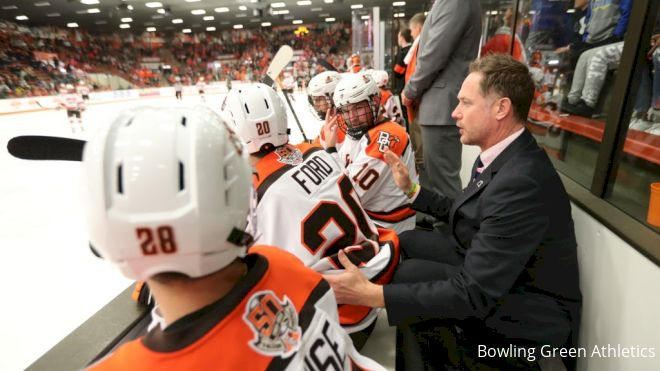 Bowling Green Assistant Balkovec Talks About The Falcons' Lethal Power Play