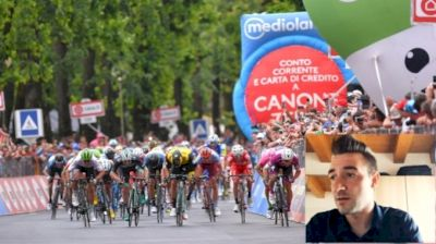 Pro Breakdown: Viviani's Well-Drilled Team Effort, Giro Stage 13
