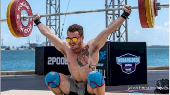 Full Interview: Two-Time National Weightlifting Champion Jacob Horst