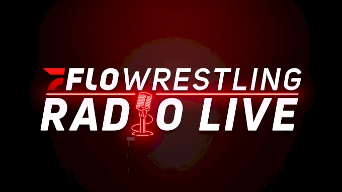 picture of FloWrestling Radio Live