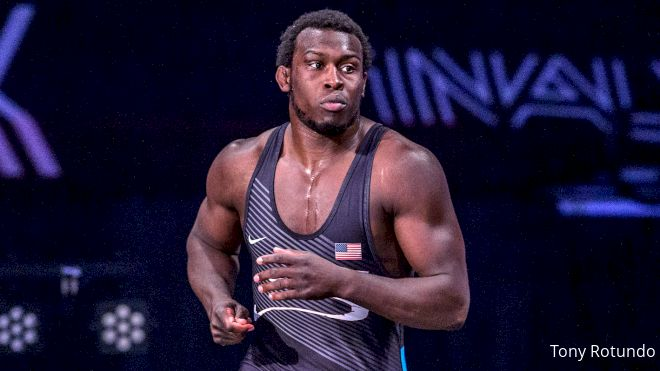 Weight Changes At The US Open