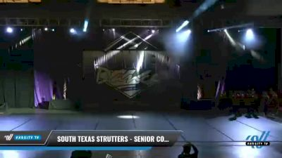 South Texas Strutters - Senior Company [2021 Senior - Hip Hop - Large Day 2] 2021 ACP Power Dance Nationals & TX State Championship