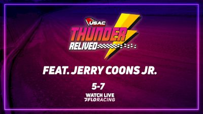 Jerry Coons Jr.   Thunder Relived (Ep. 13)