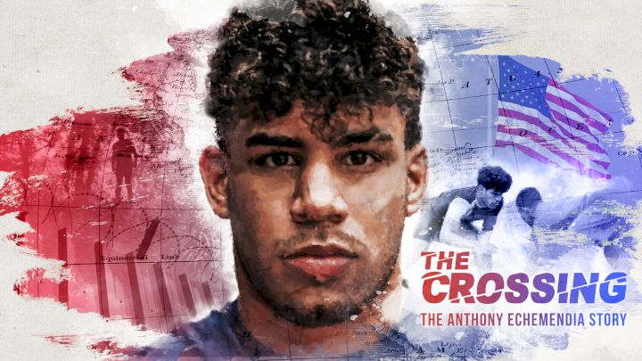 The Crossing: The Anthony Echemendia Story