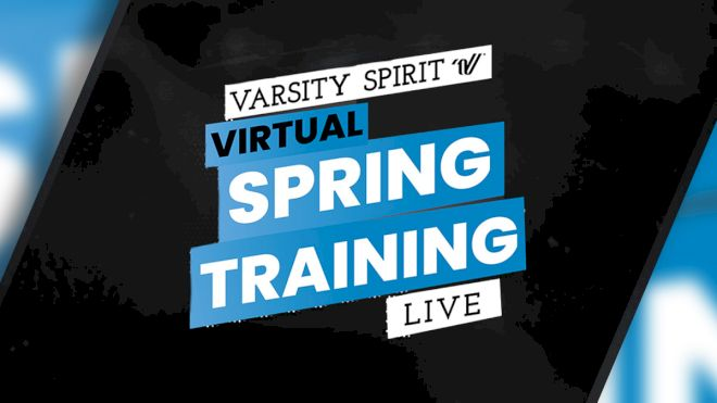 Join The Fun: Virtual Spring Training LIVE!