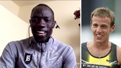 Why An Autograph From Alan Webb Meant So Much To Lopez Lomong