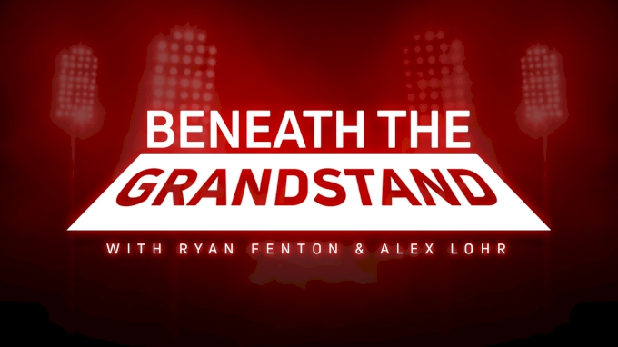 picture of Beneath The Grandstand Clips